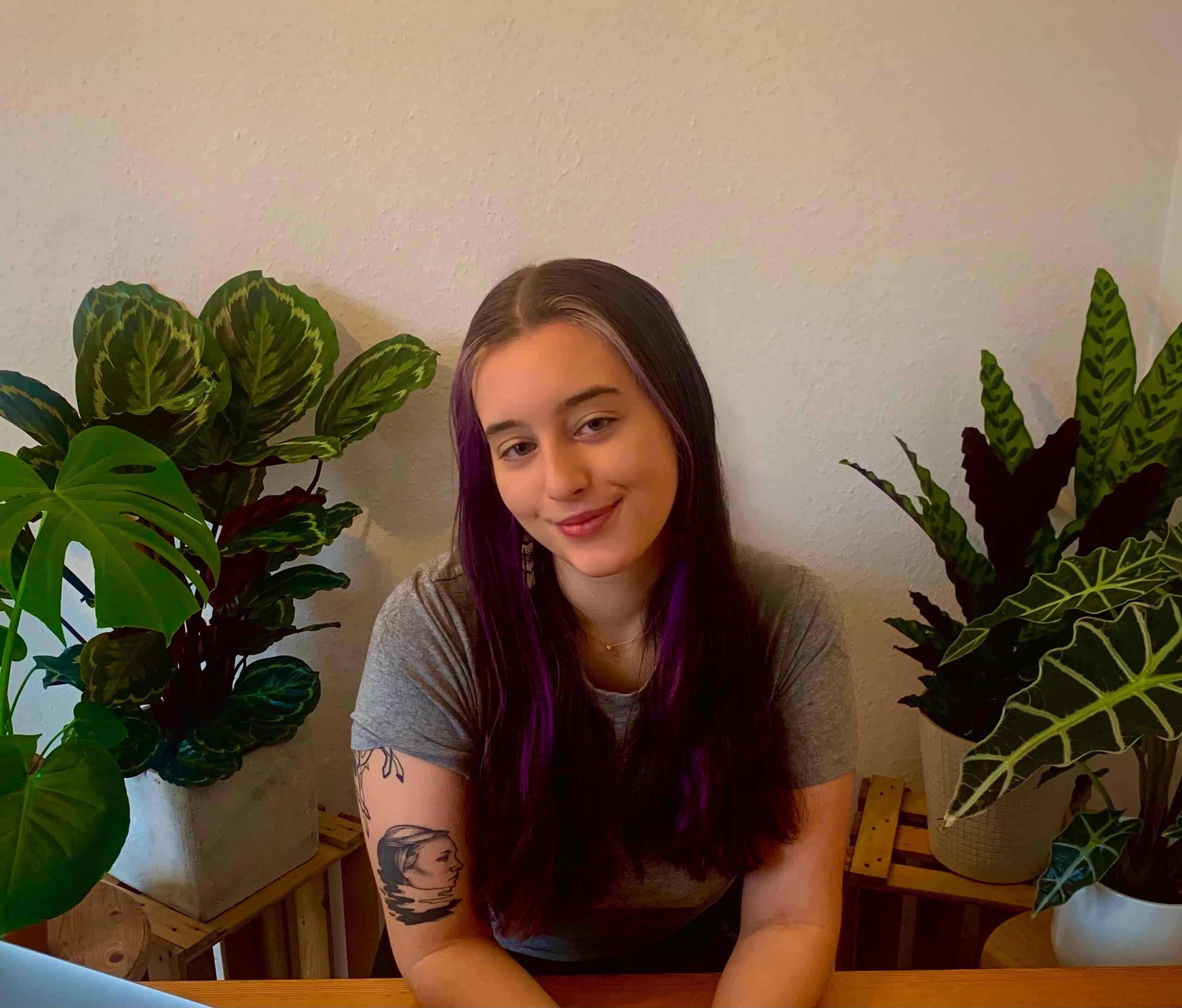 Photograph of Gillian Joseph